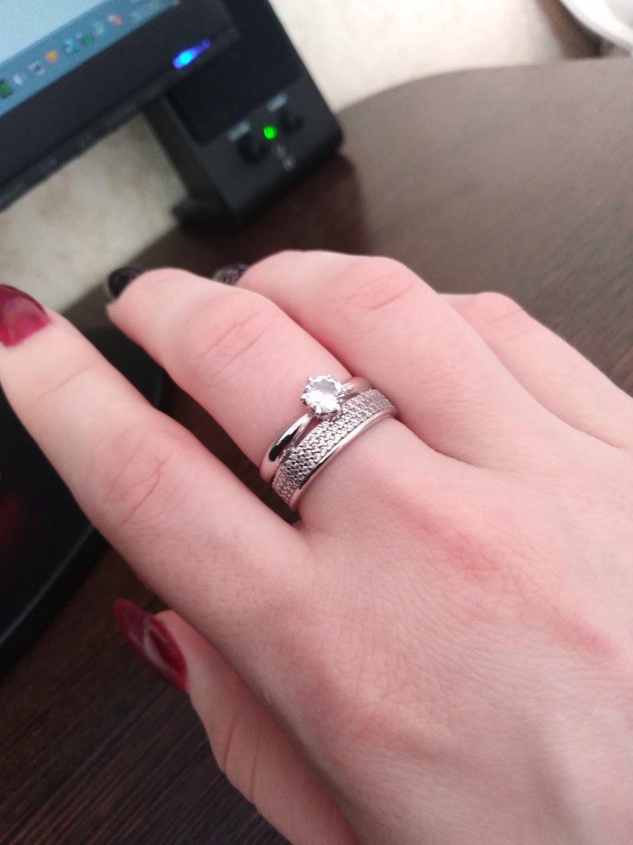 Прекрасное кольцо, порадовало