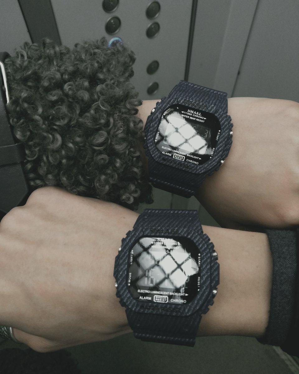 Купил часы по акции
