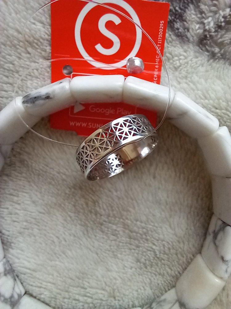 Ажурное серебряное кольцо-красота и лаконичность!!!