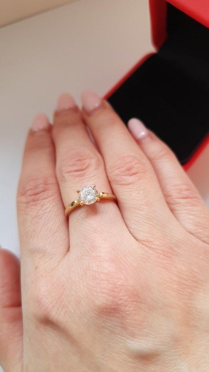 Помолвочное кольцо 💍
