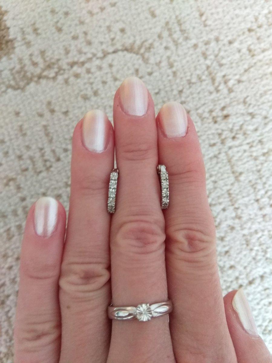 Серьги серебро+бриллианты