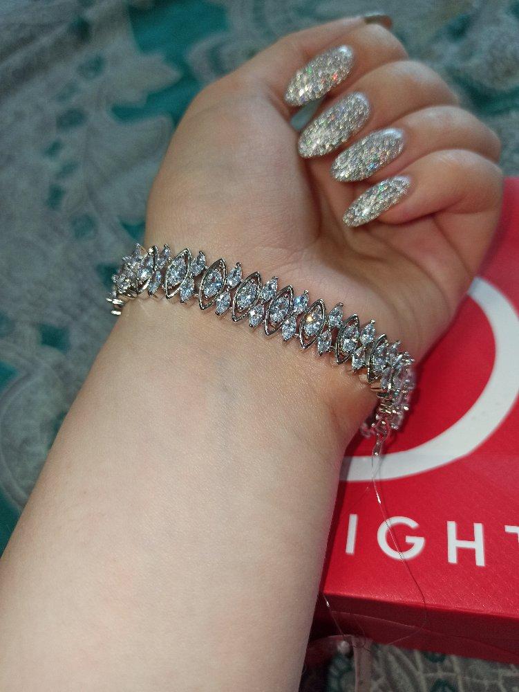Очень красивый браслет, надеюсь не потемнеет