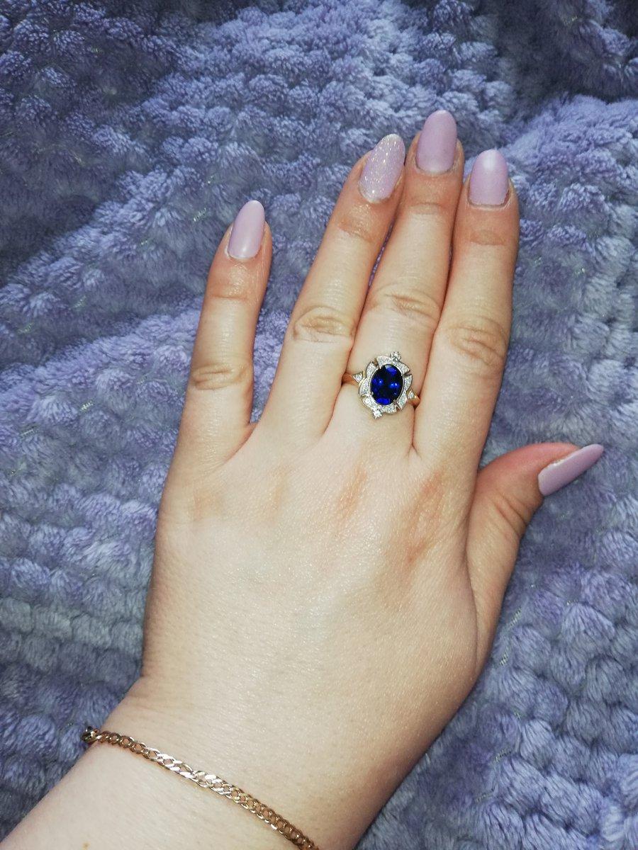 Изысканное кольцо.