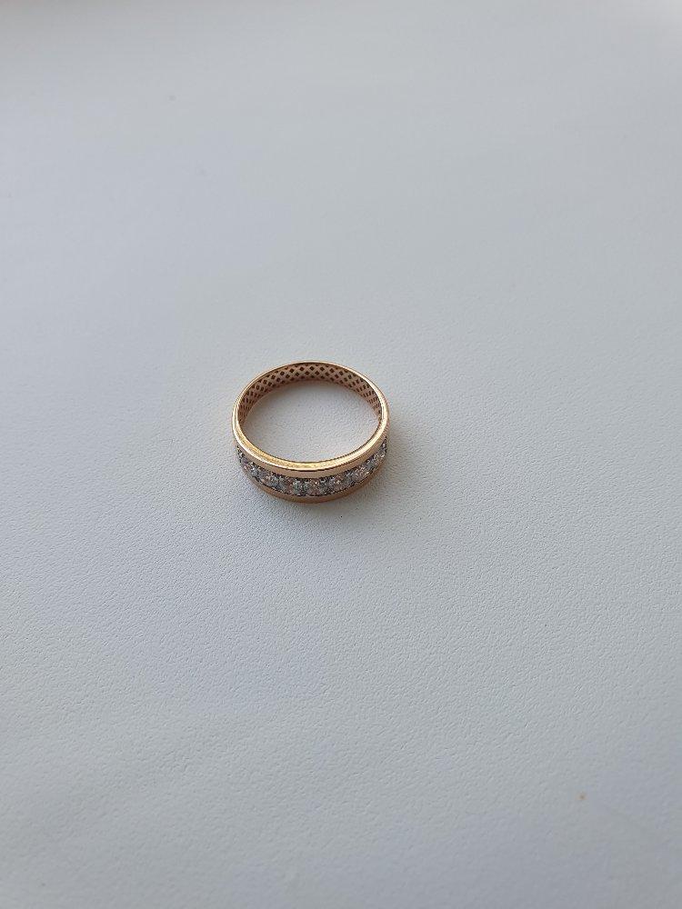 Кольцо в подарок от мужа 💞