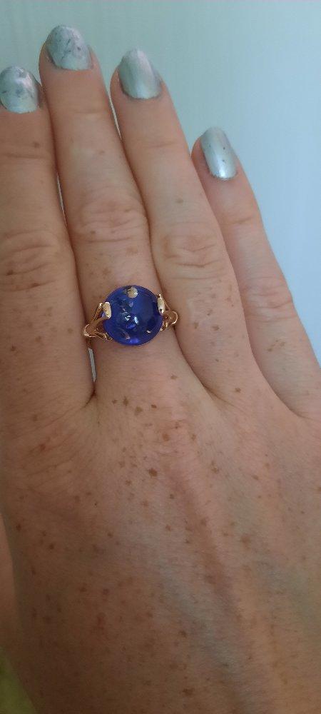 Потрясающие кольцо!