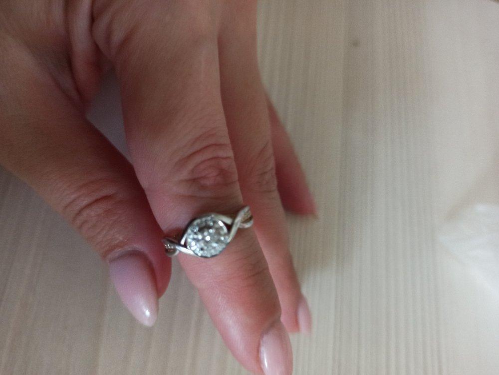 Кольцо шикарное