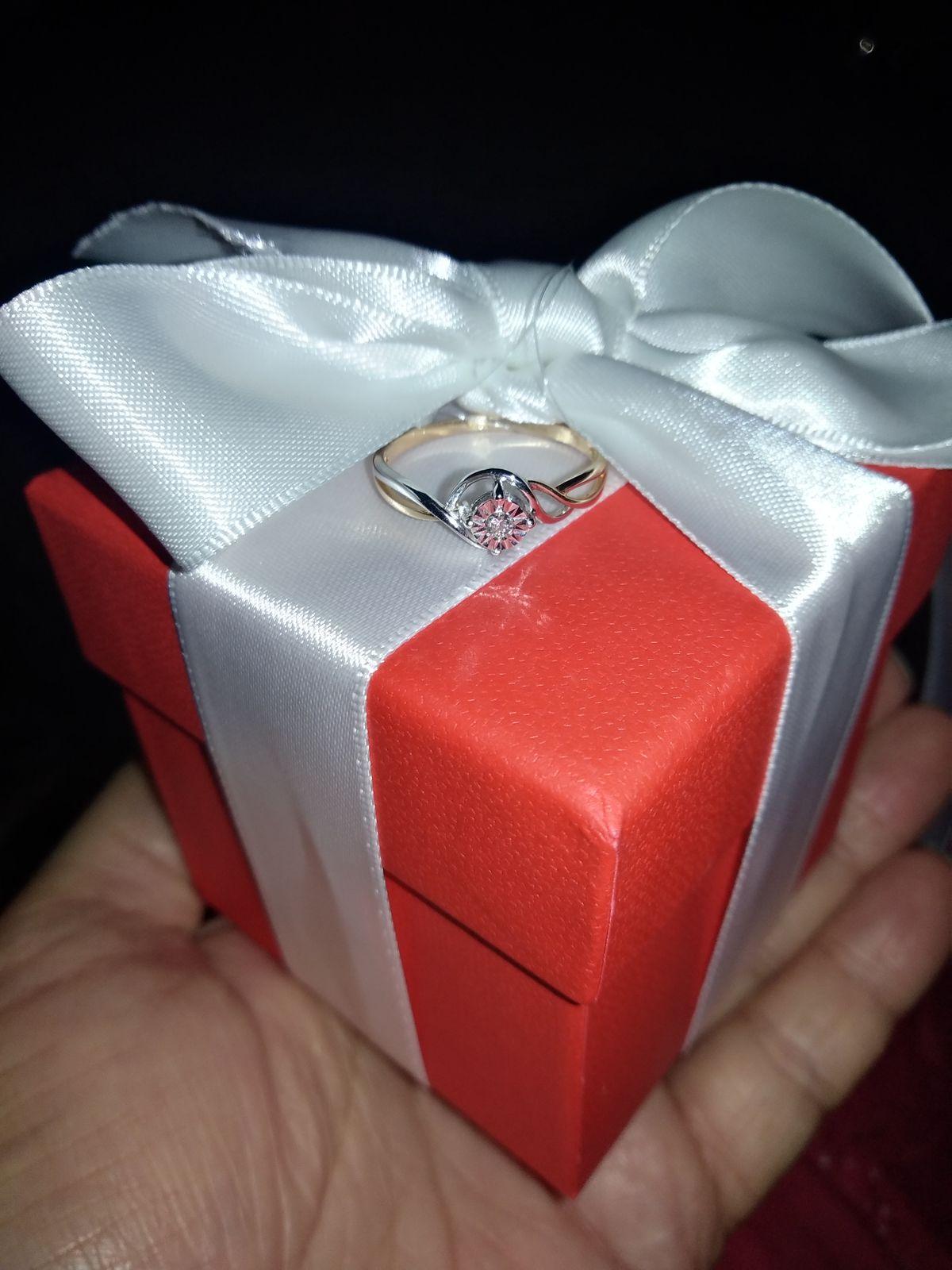 Очень нежное и милое кольцо!!!