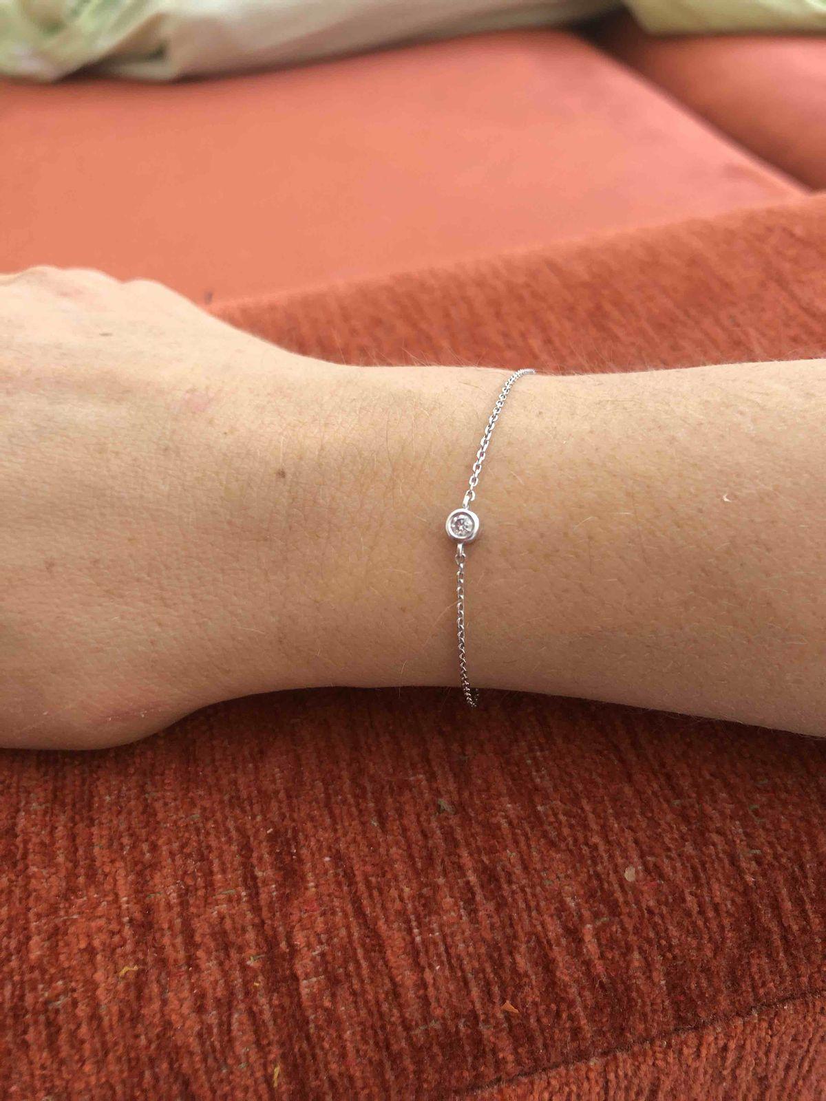 Утонченный и стильный браслет