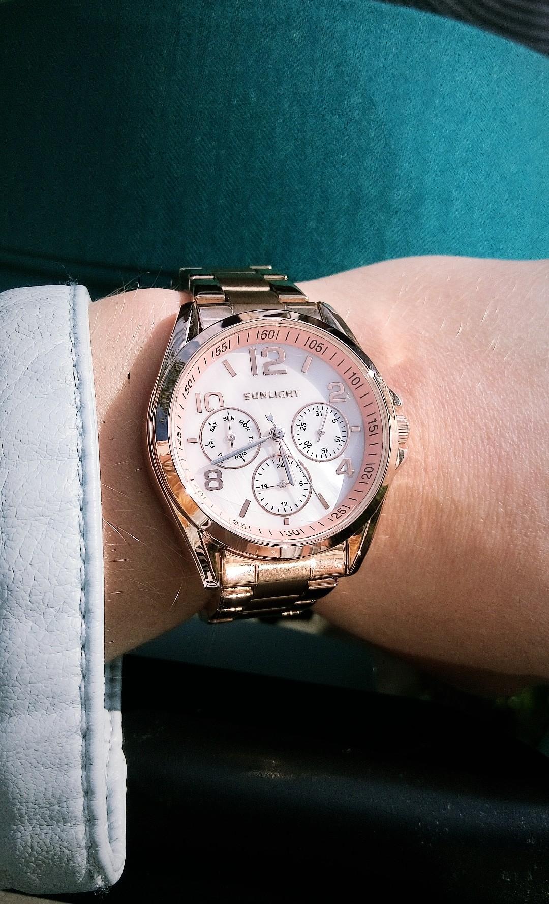 Мои любимые часы! Ношу постоянно.