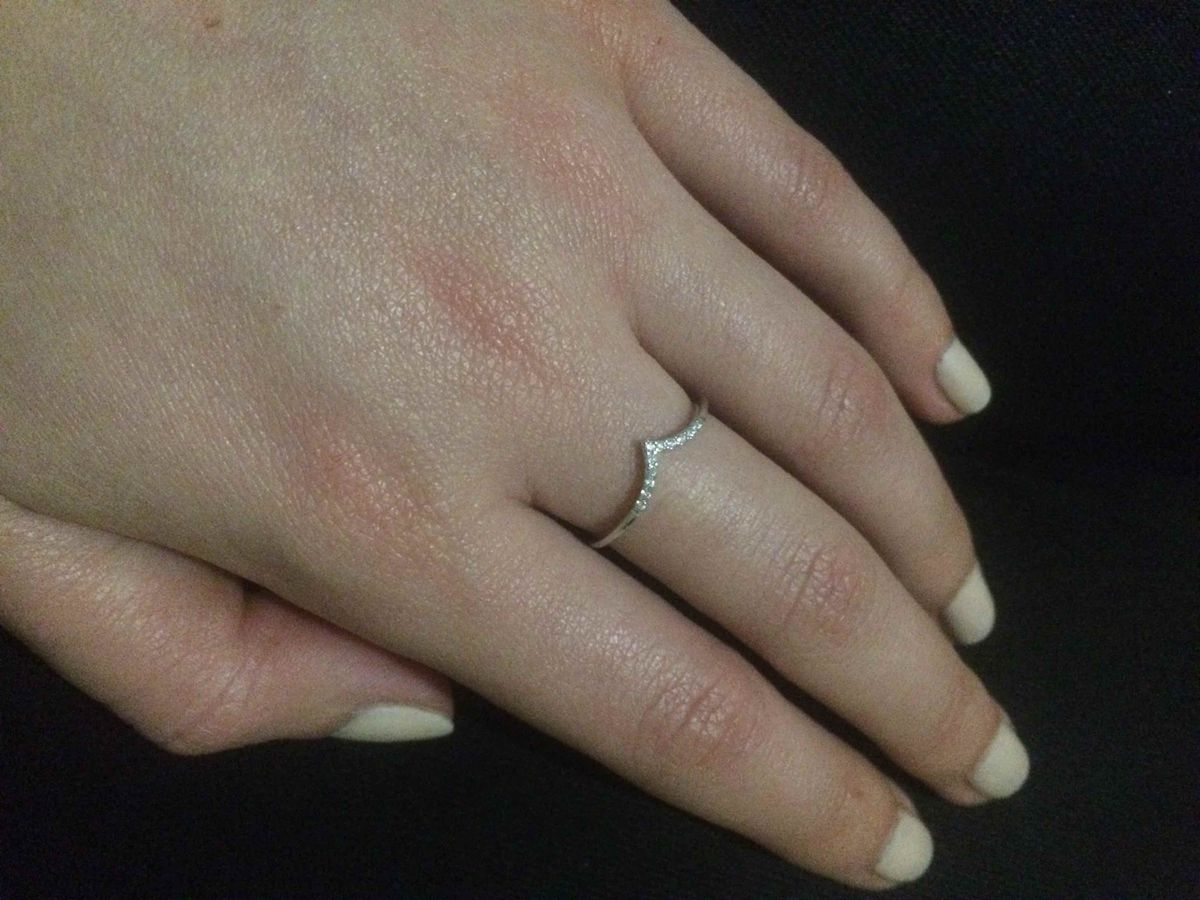 Прнкрасное кольцо