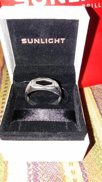 Перстень для зятя.