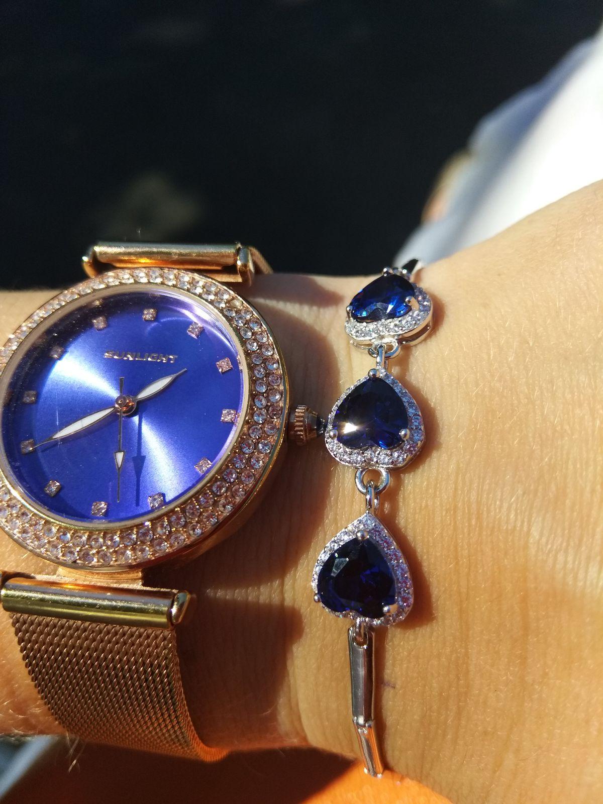 Синий цвет королевы