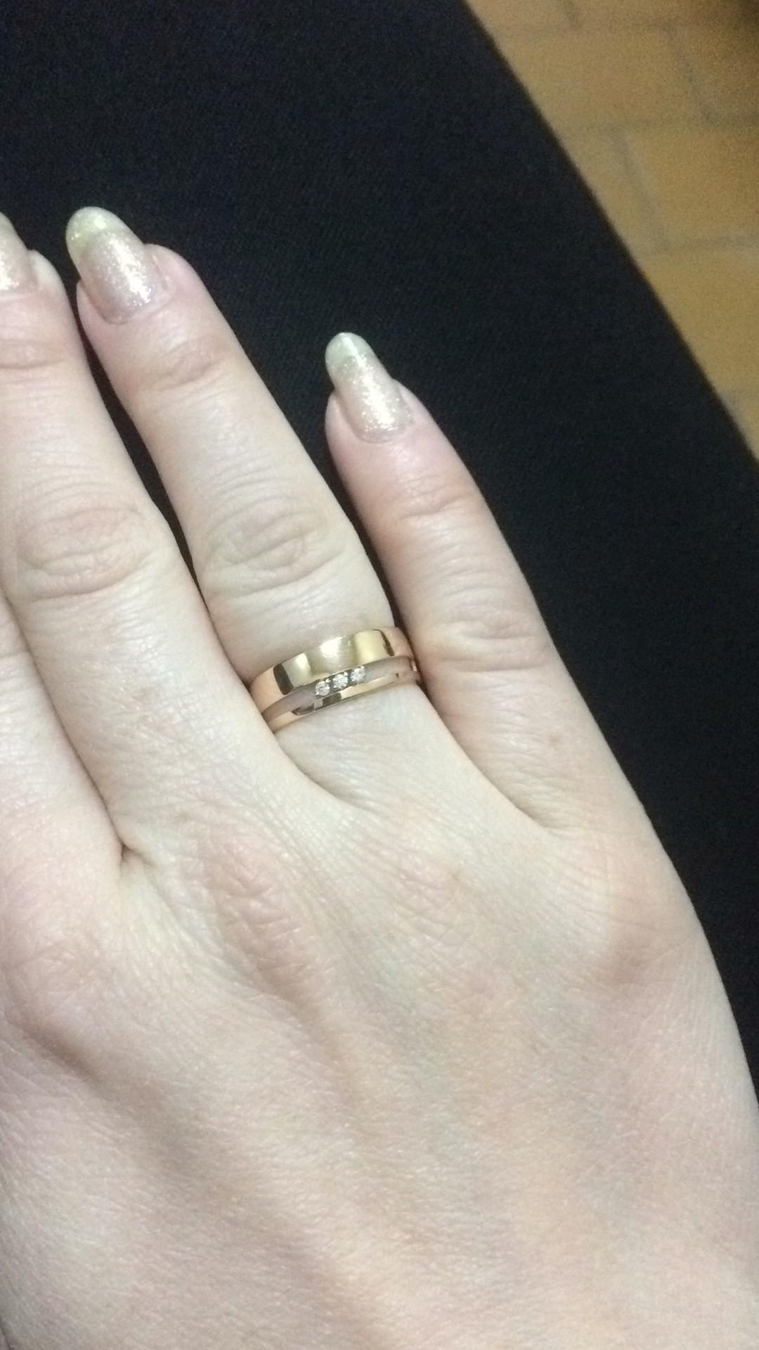 Не просто классическое кольцо
