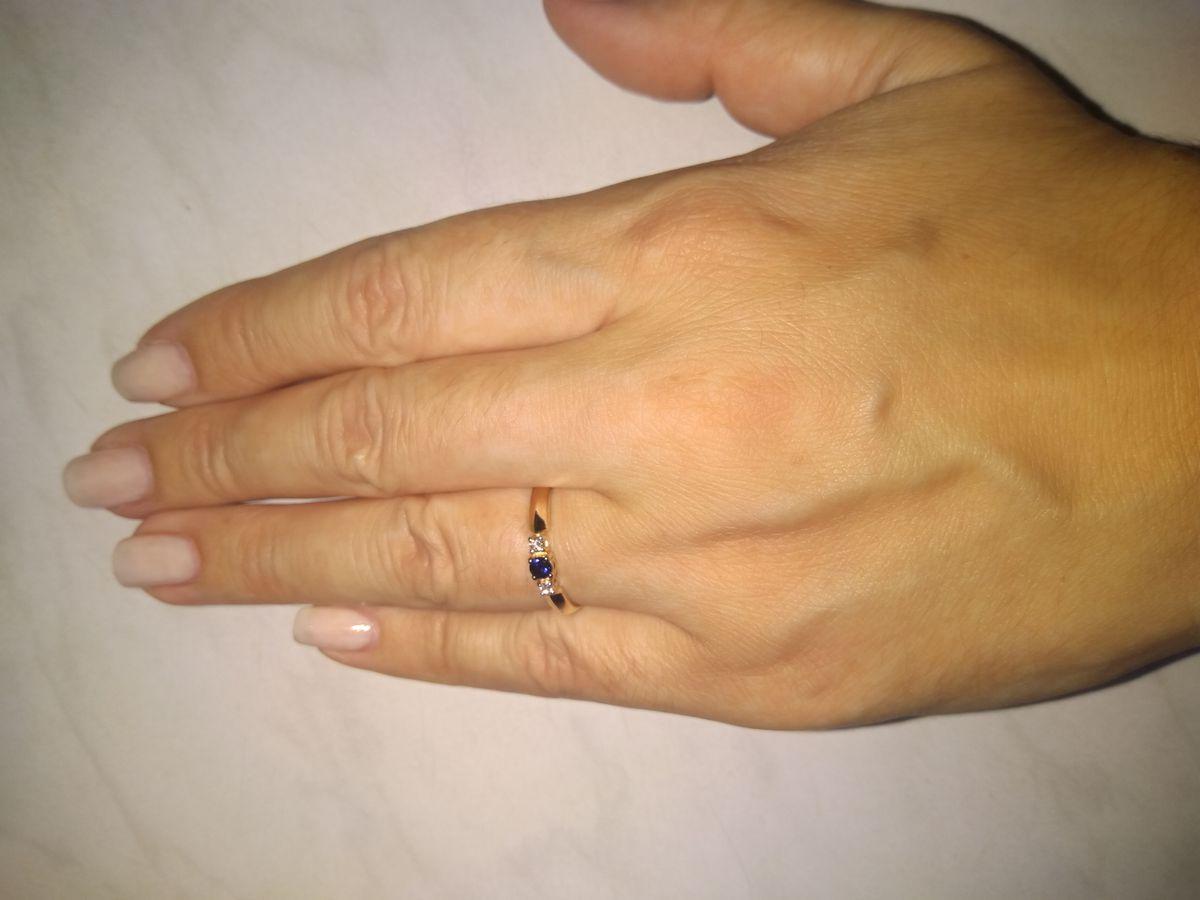 Очень изящное кольцо по супер-привлекательной цене