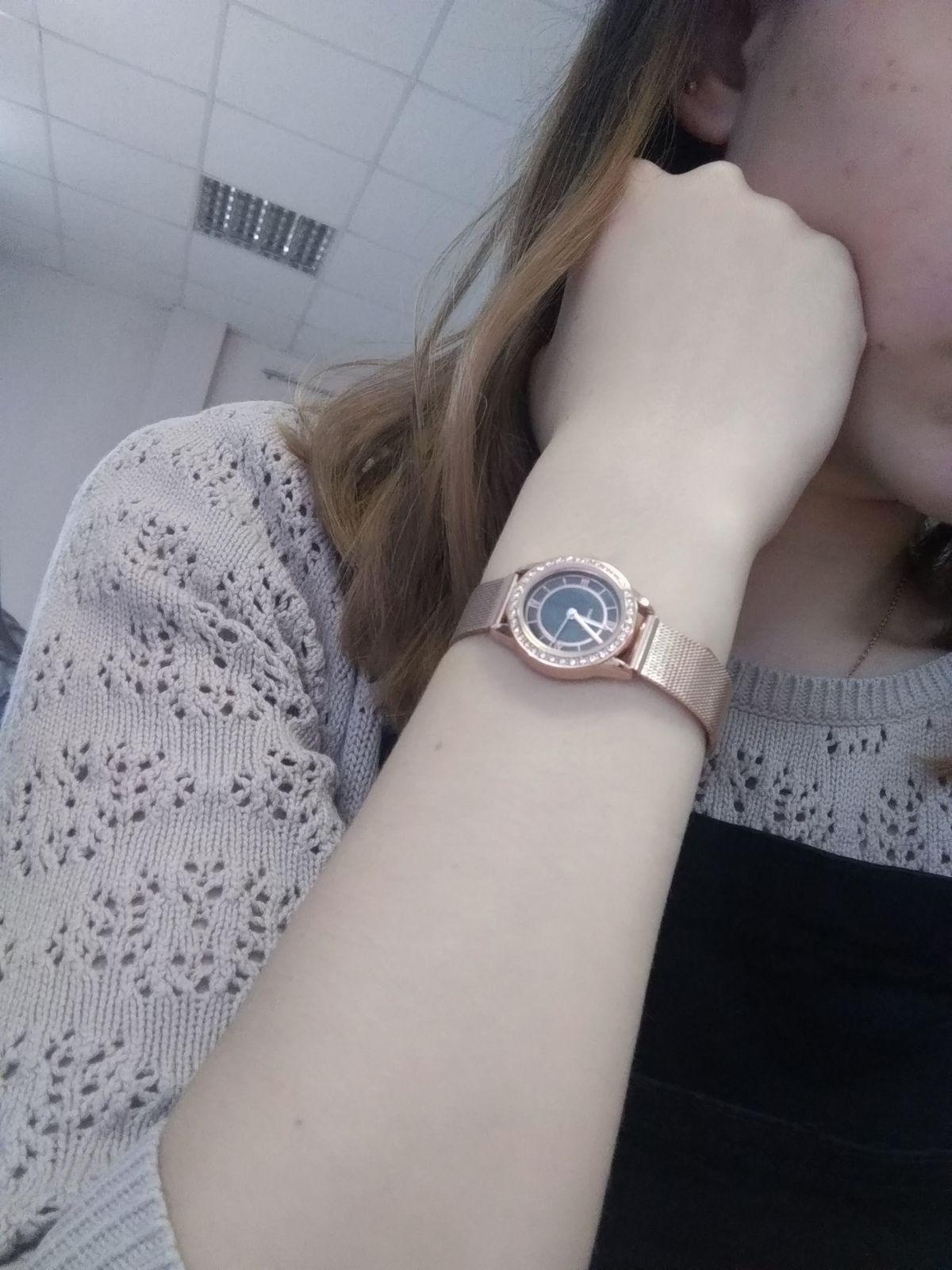 Часы на тонкую руку