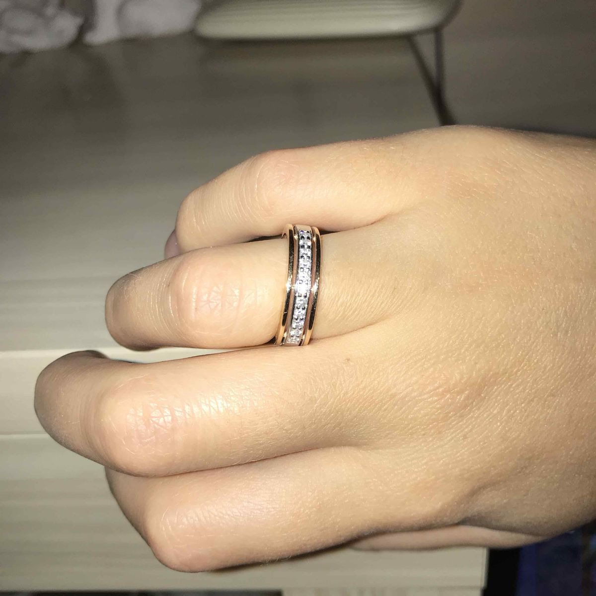 Это кольцо превосходно)