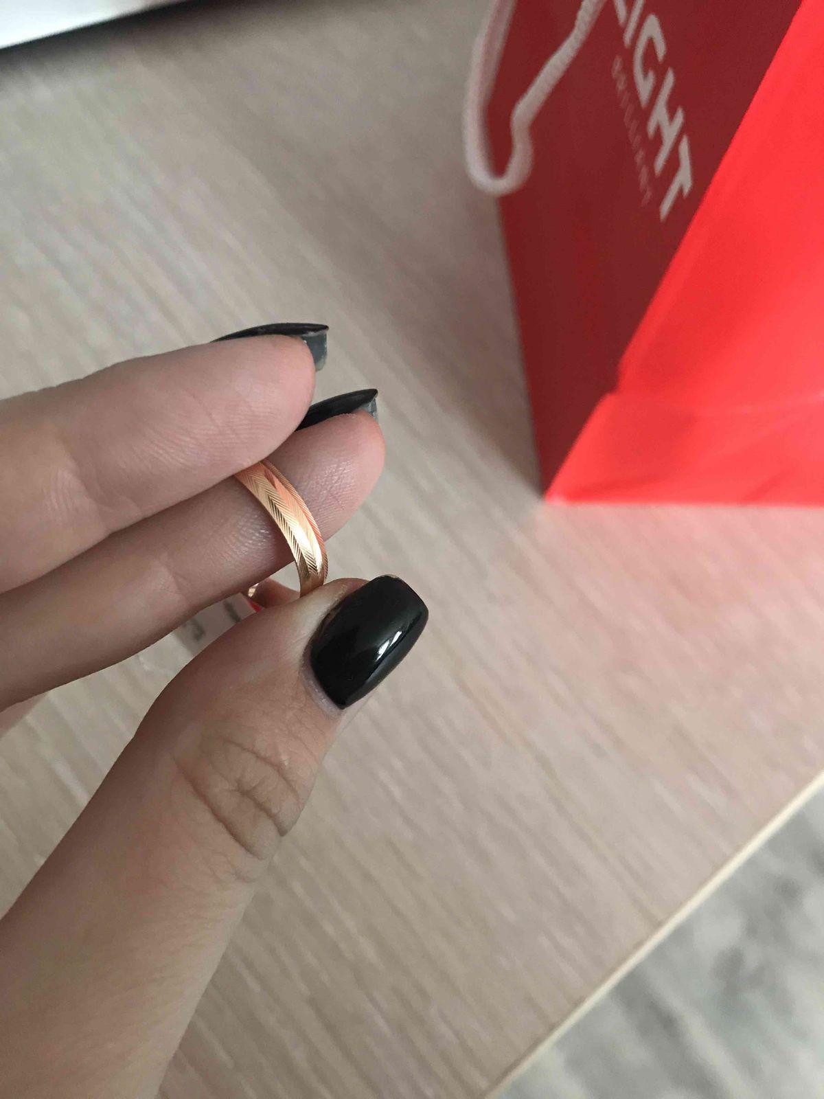 Обручальное кольцо мужу