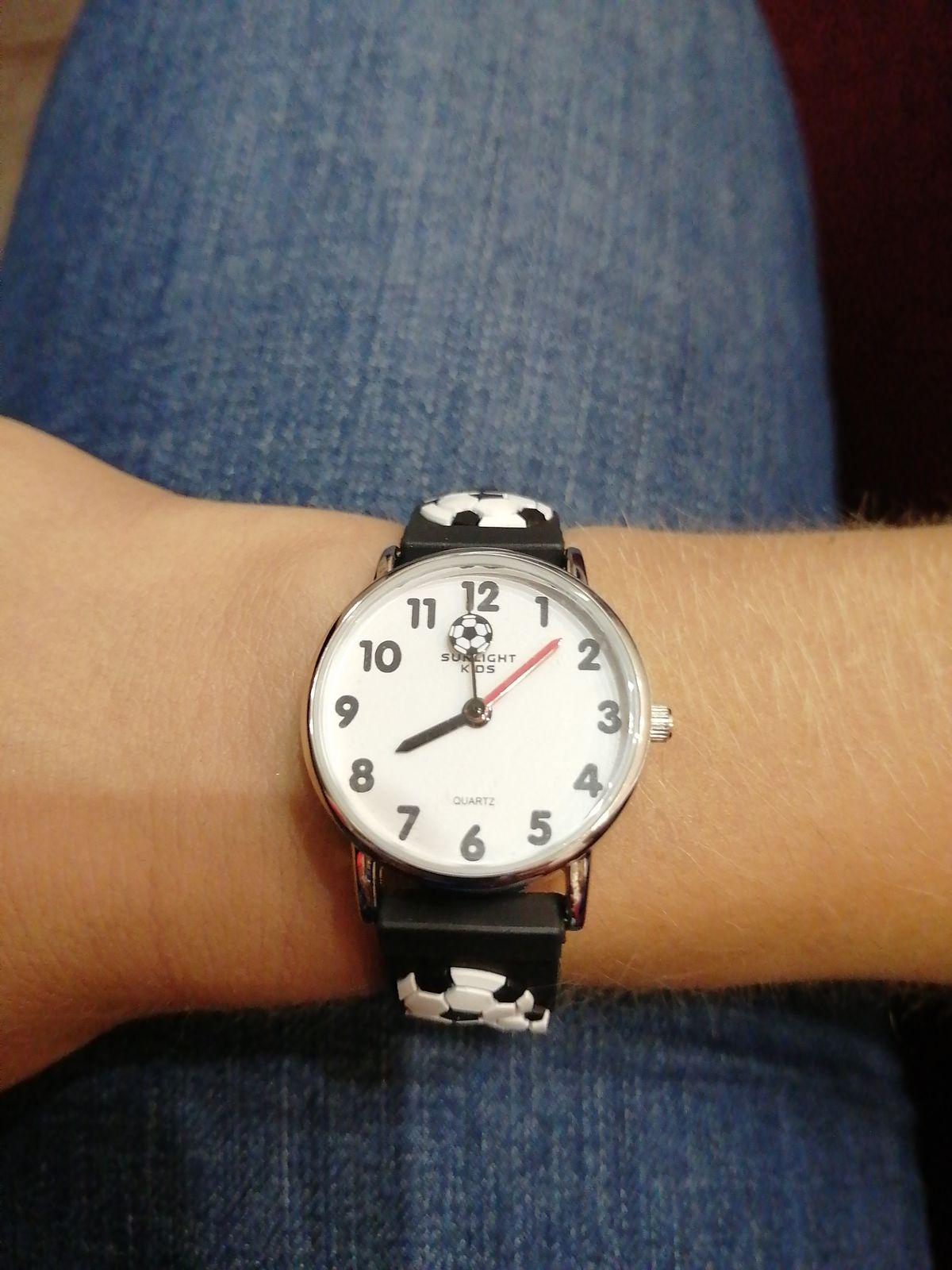 🕒 Детские наручные часы