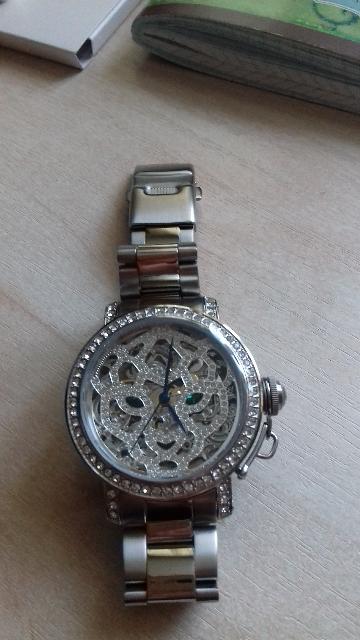 Часы-блеск