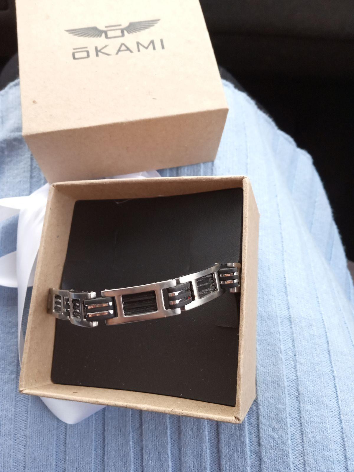 Мужественный браслет