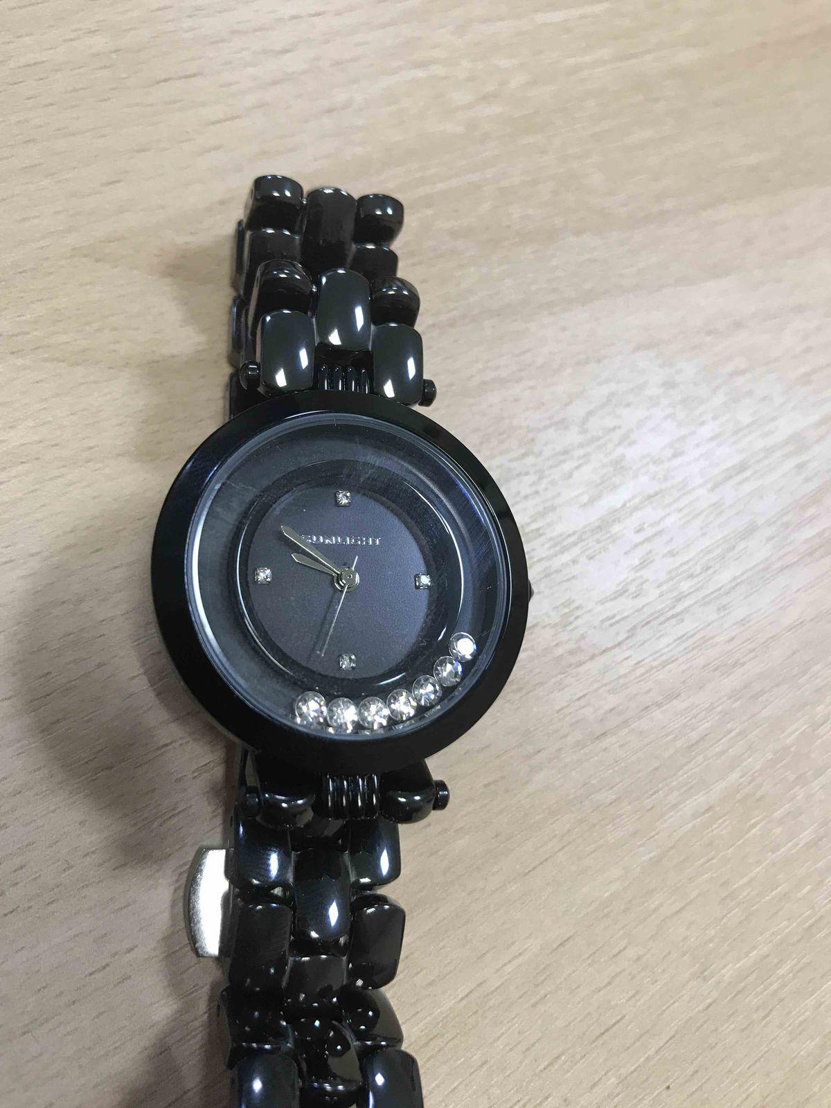 Красивые часы!