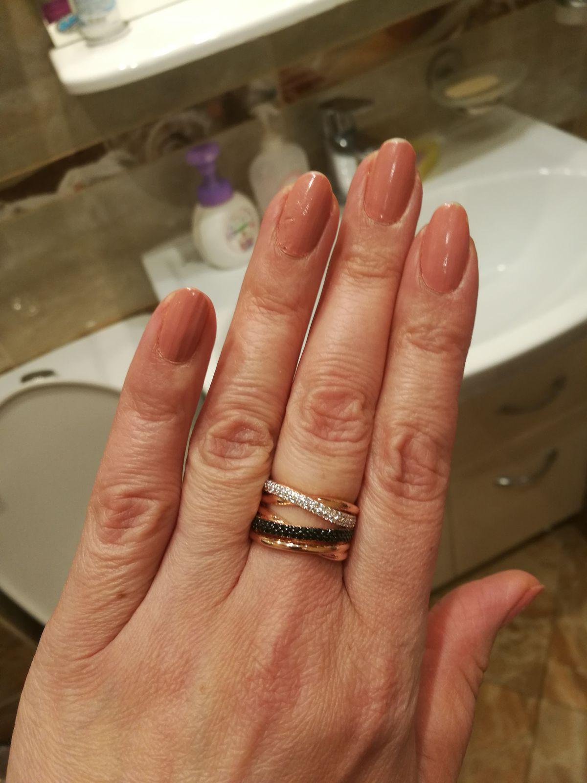 Очень стоящее кольцо