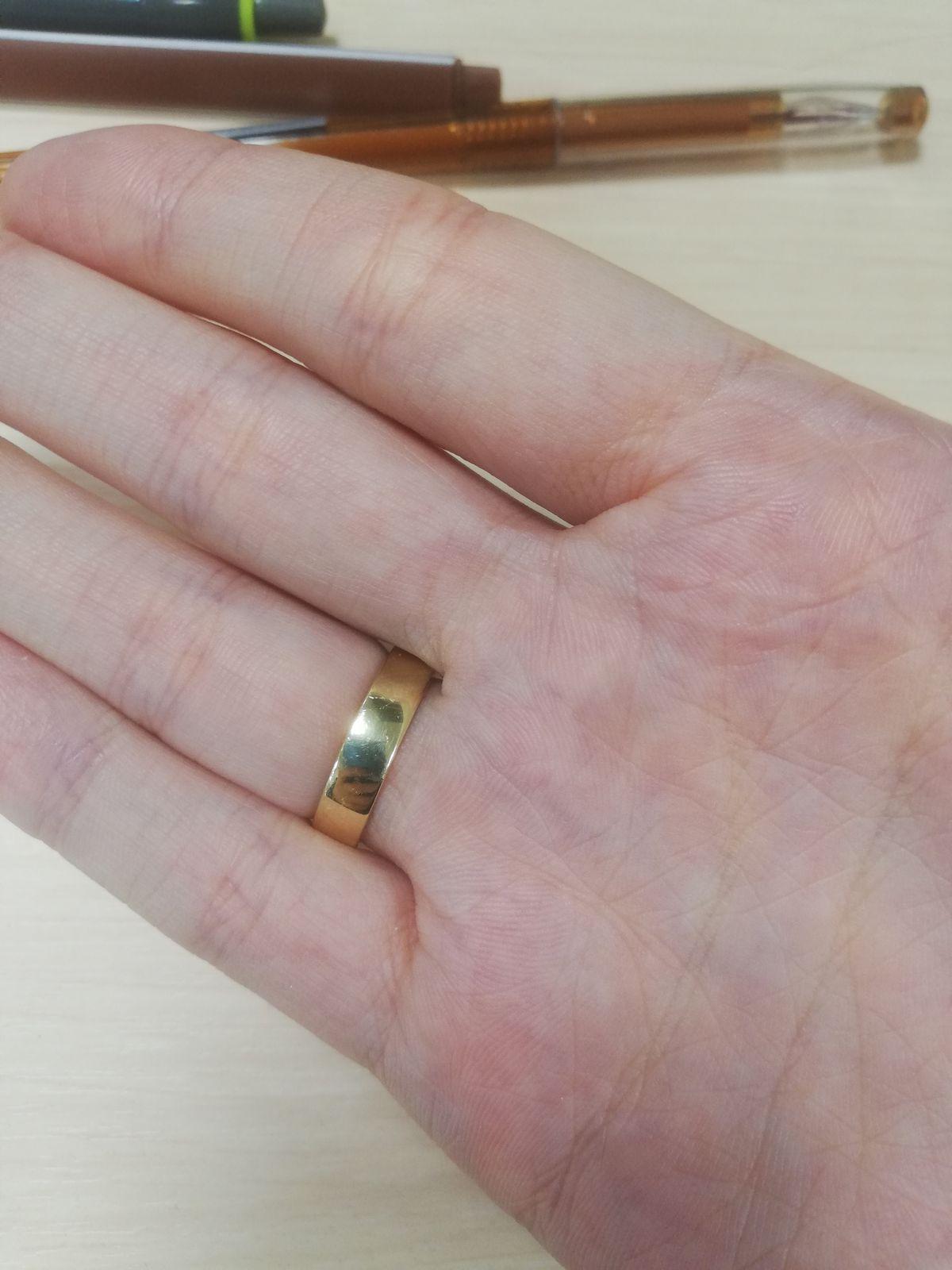Эффектное кольцо, в жизни лучше чем на фото.
