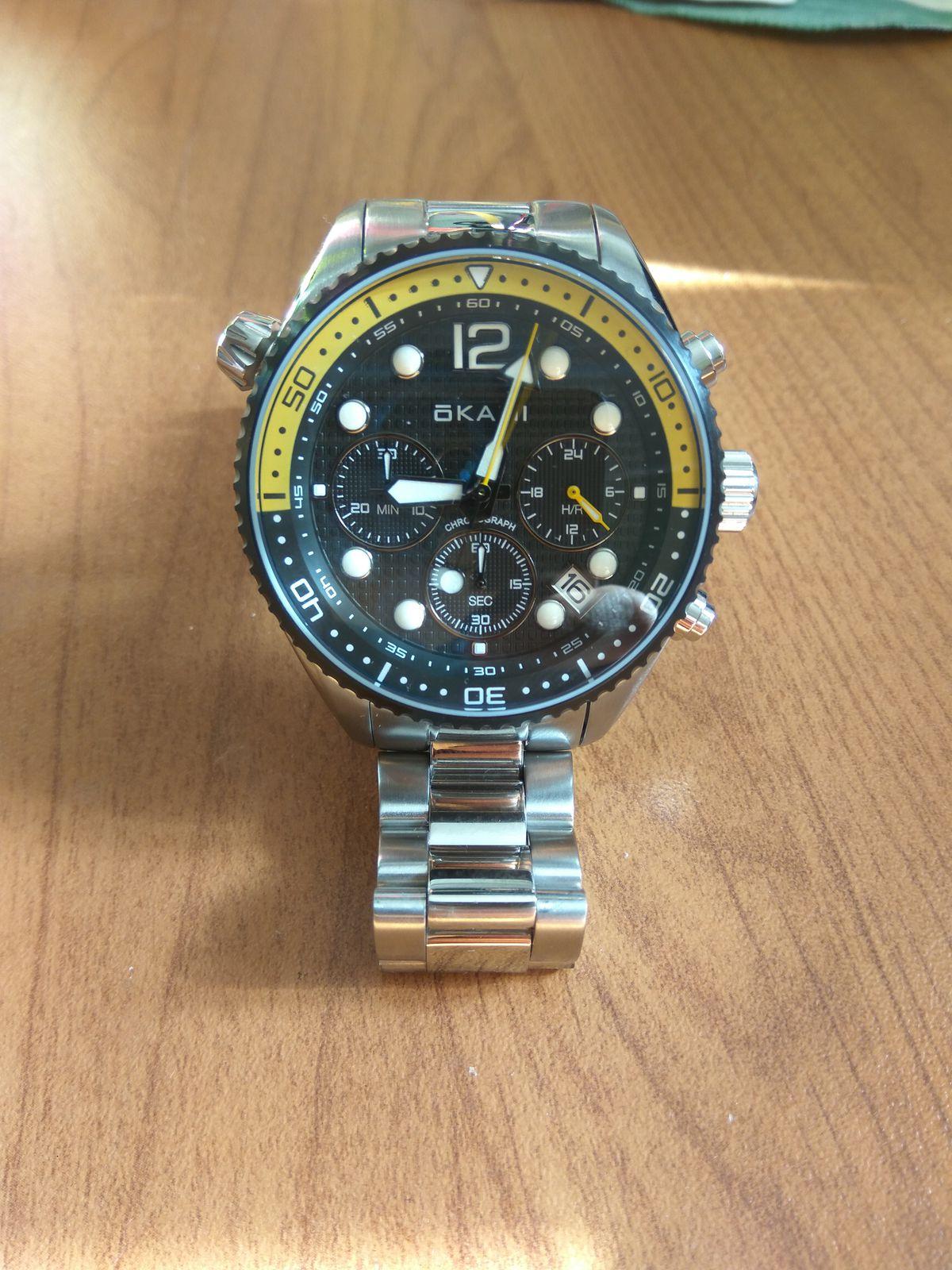 Приобрёл часы в магазине sunlight. обслуживание на высшем уровне, молодцы.