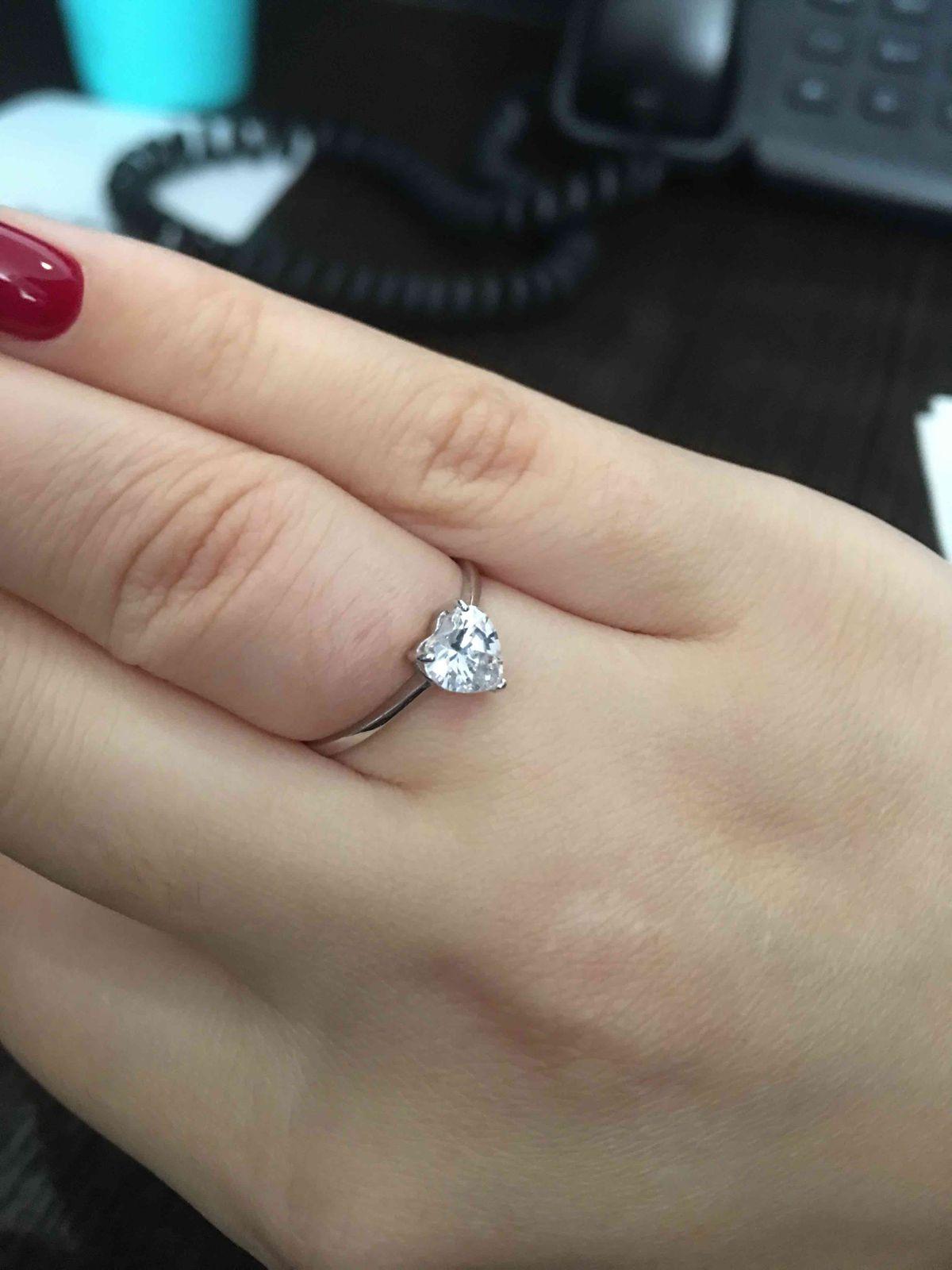 Наверное, самое идеальное кольцо!