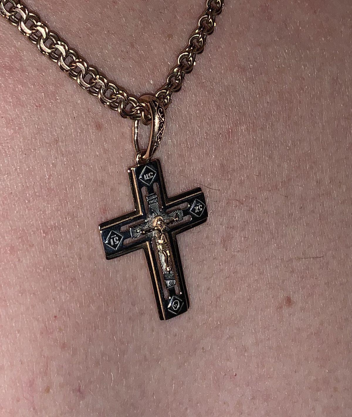 Классный крест