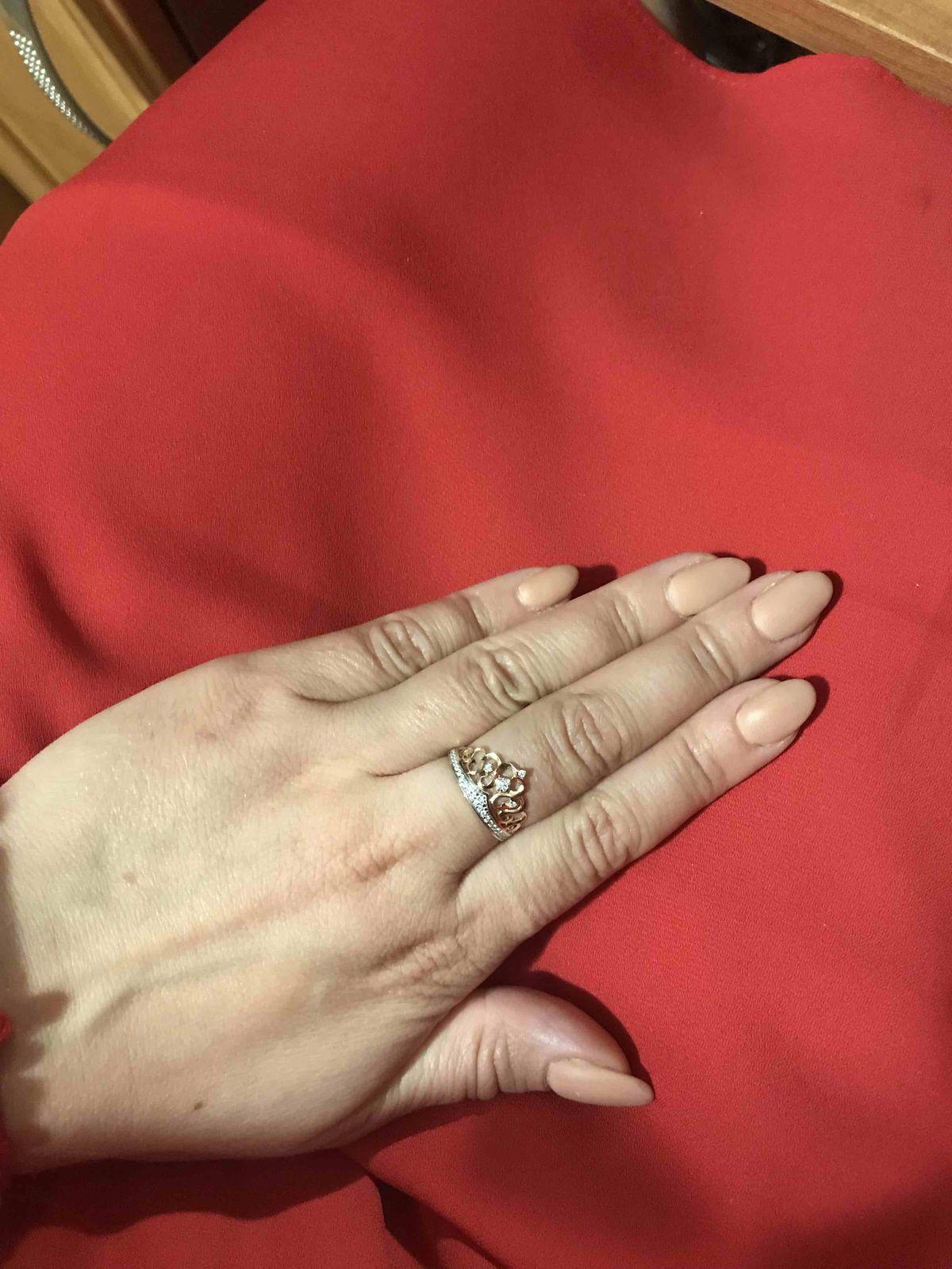 Кольцо аристократки