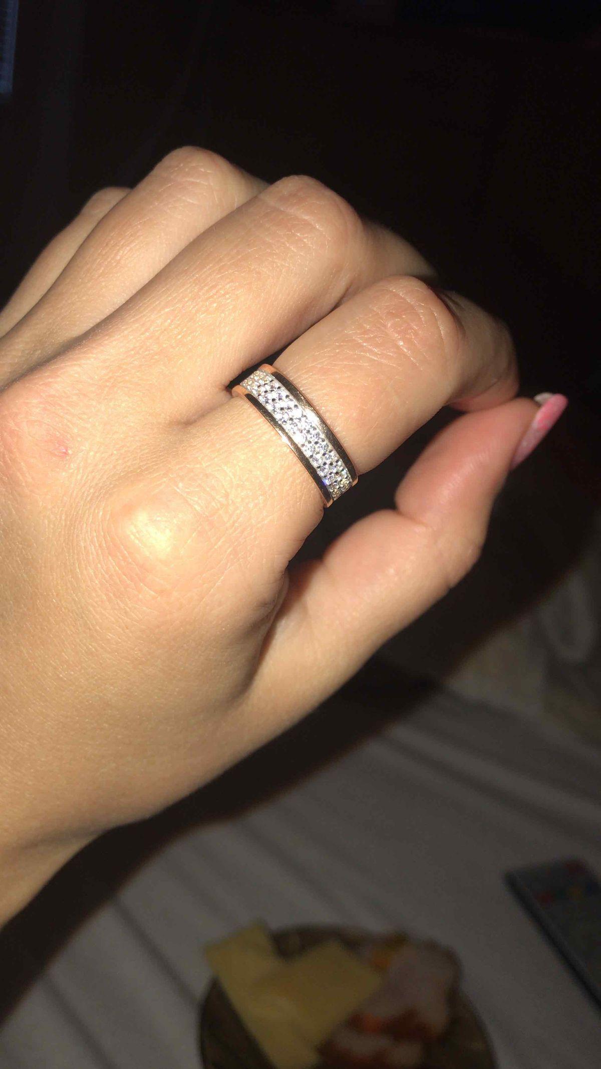 Восхитетельное кольцо