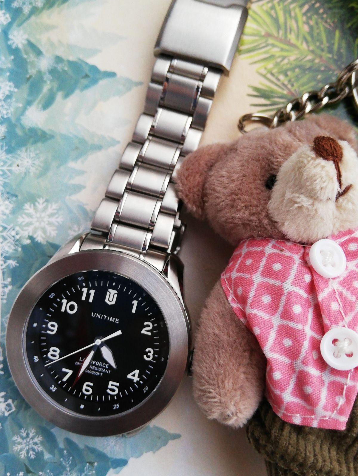 Часы для мужа.