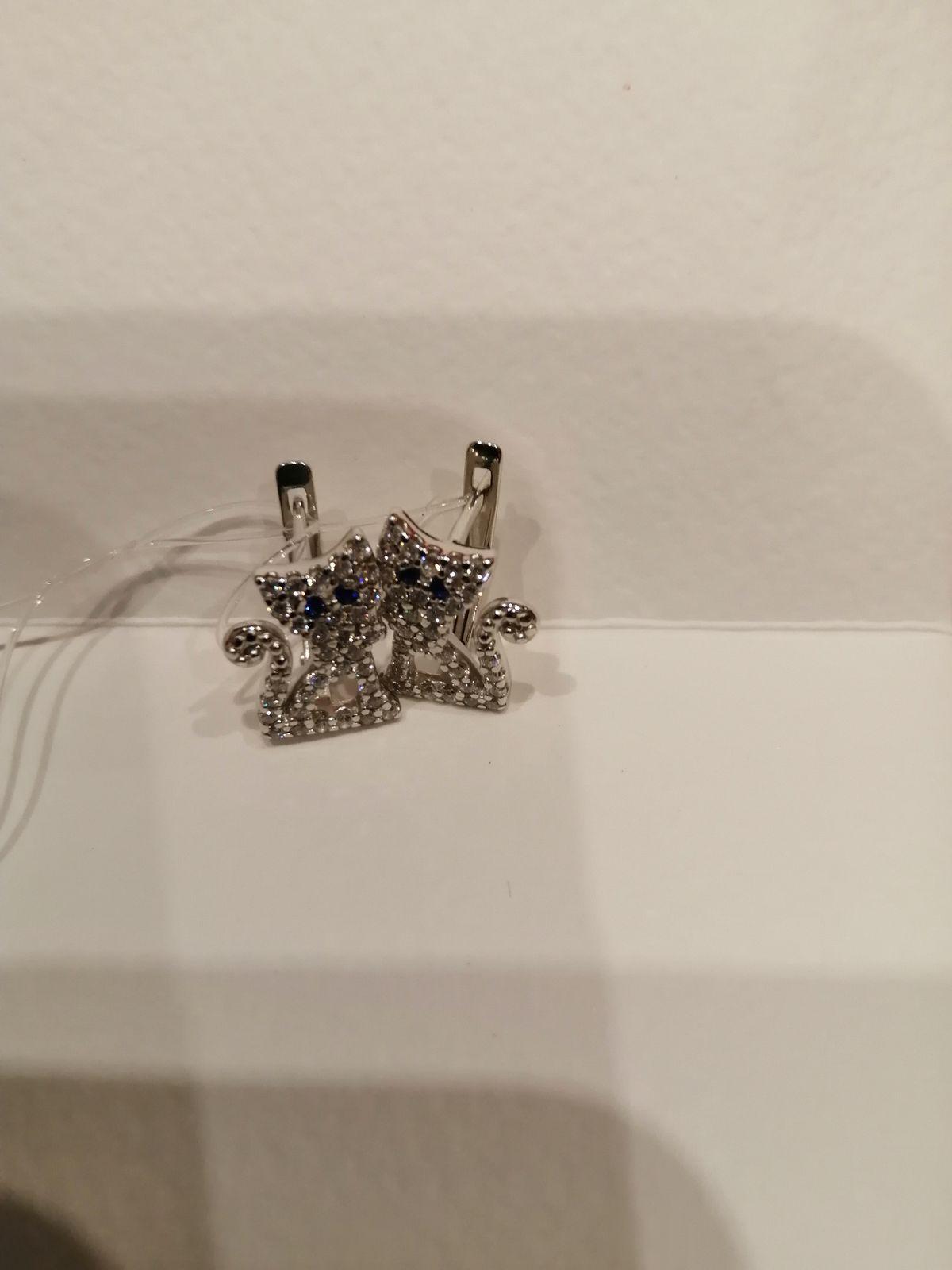 Серёжки для девочки