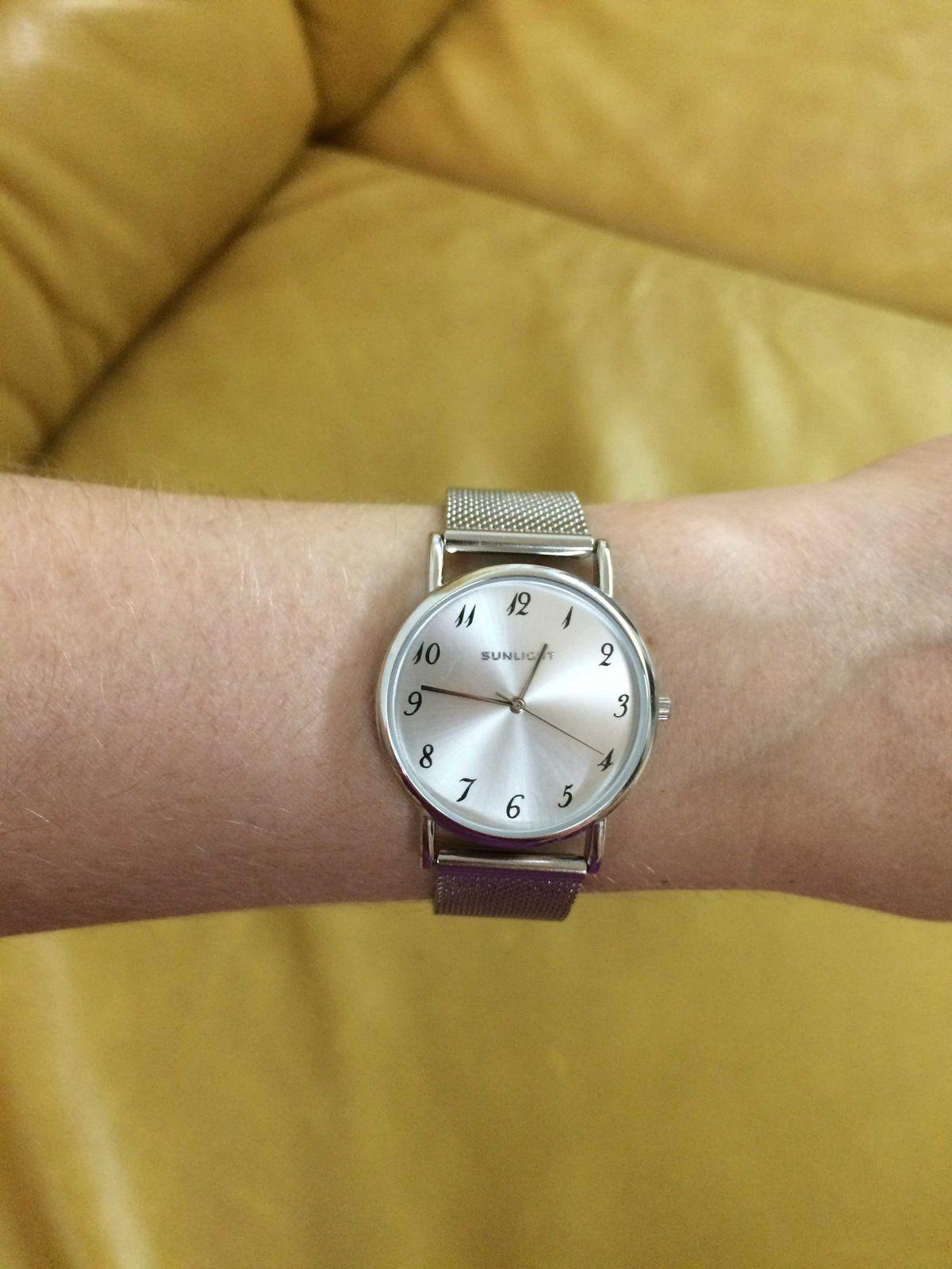 Круглые, классические часы