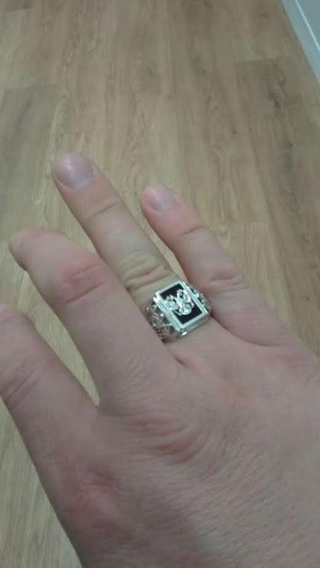 Хорошее кольцо, патриотичное