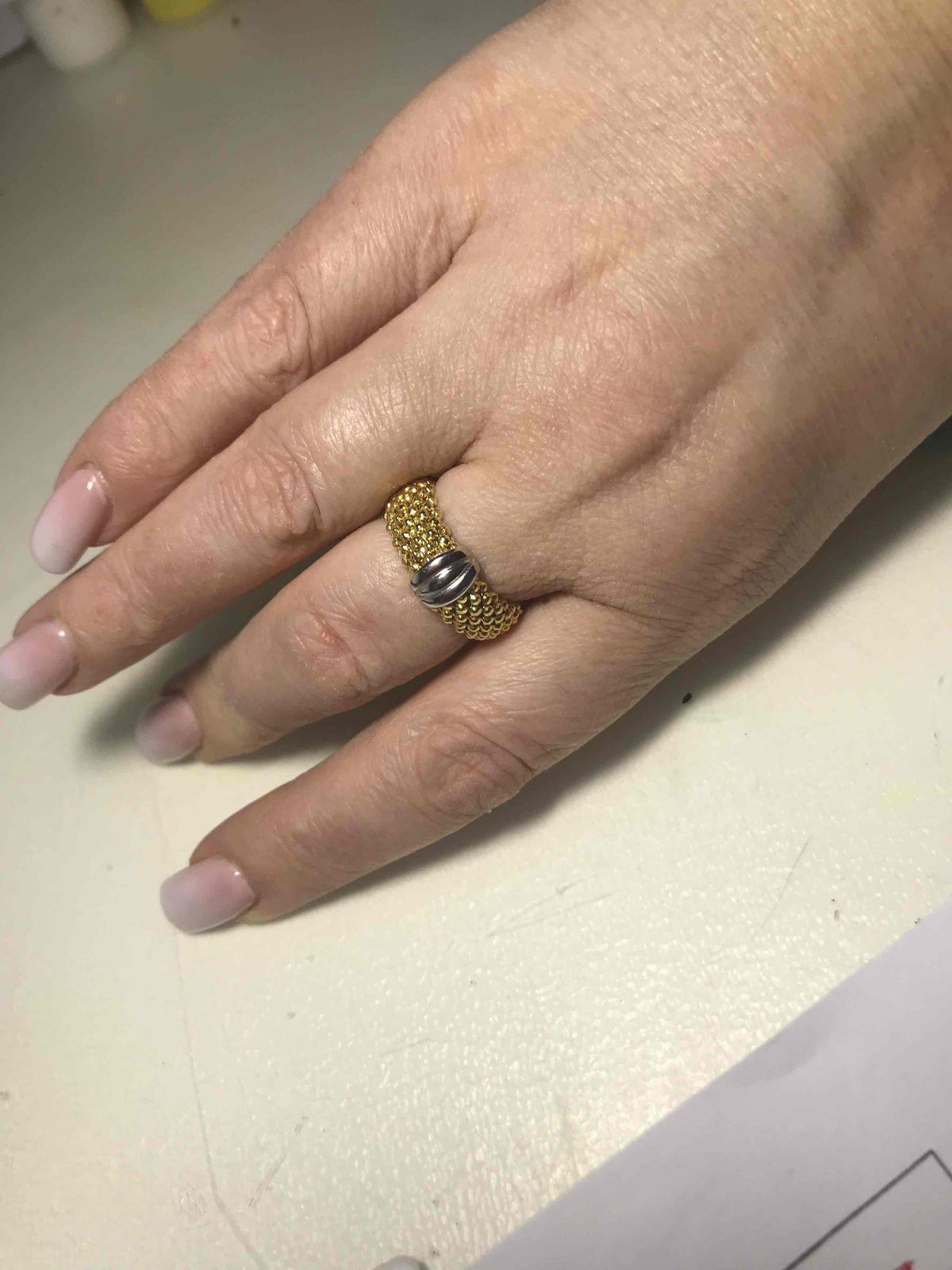 Серебнянное кольцо