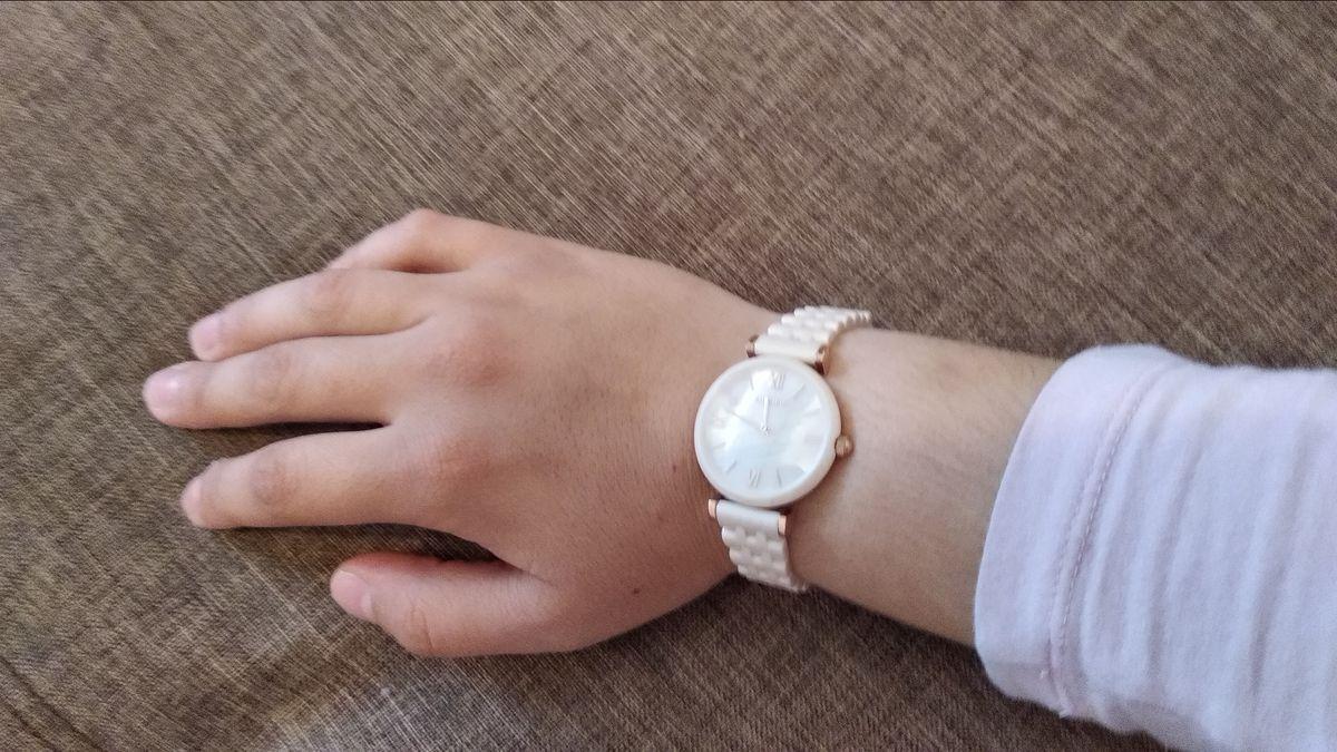 Отличные часы! изящные!!!
