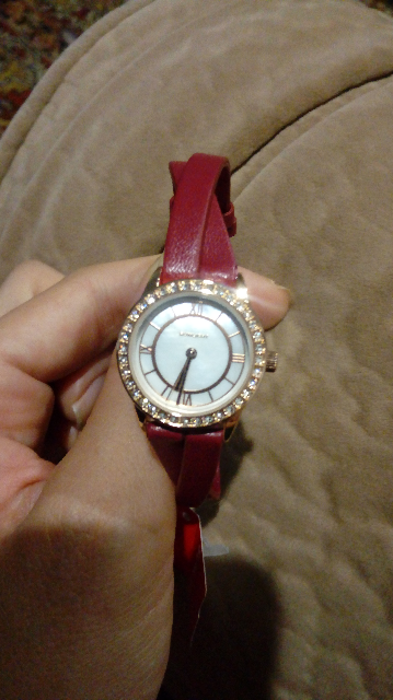 Часы с ремнем