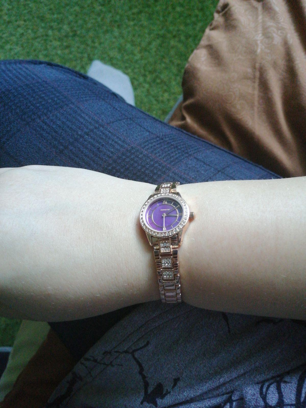 Сделала подарок себе замечательные часы