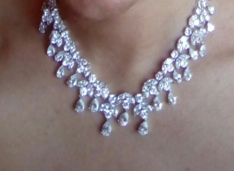 Ожерелье шикарное.