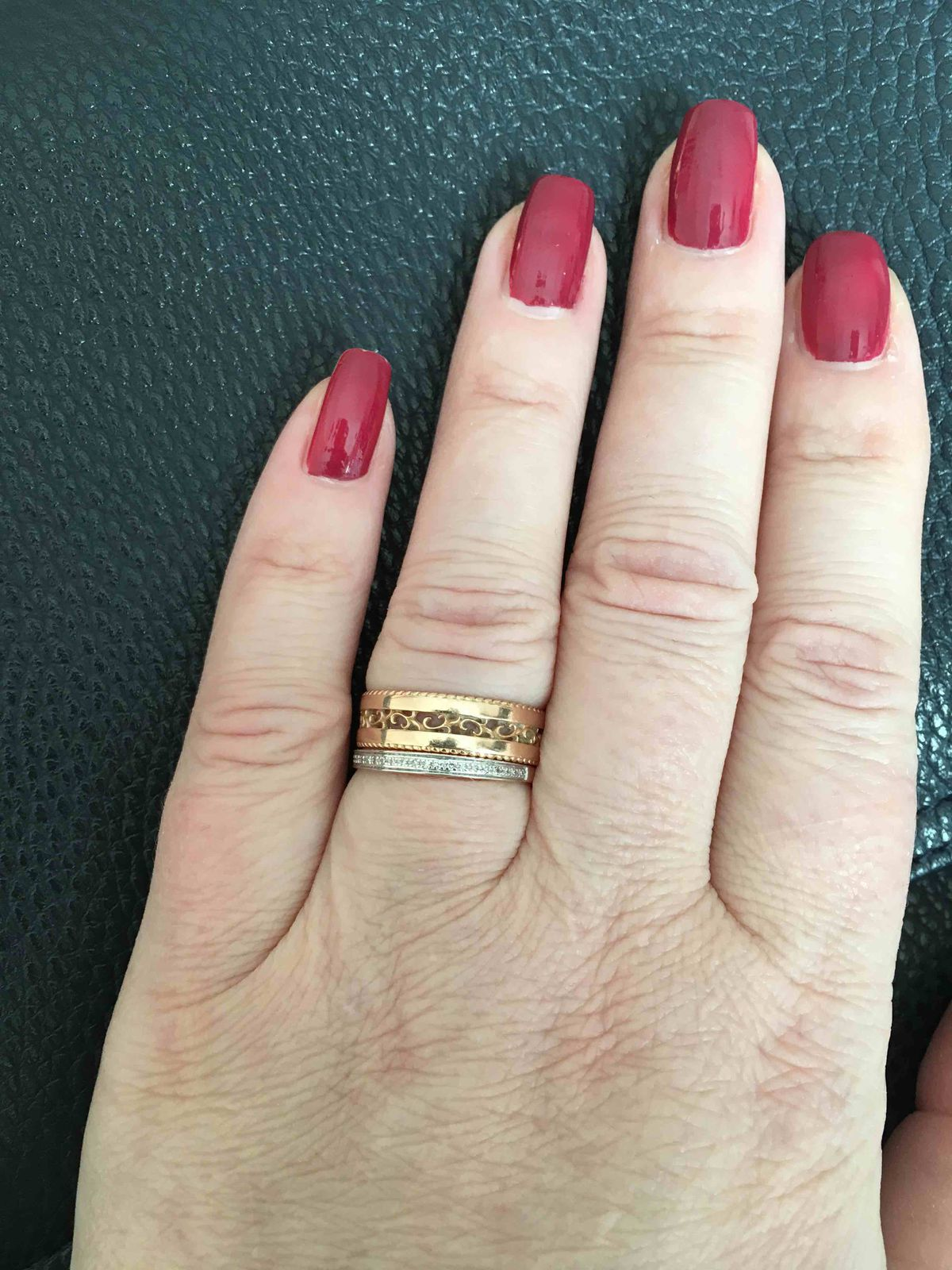 Кольцо , как палочка- выручалочка