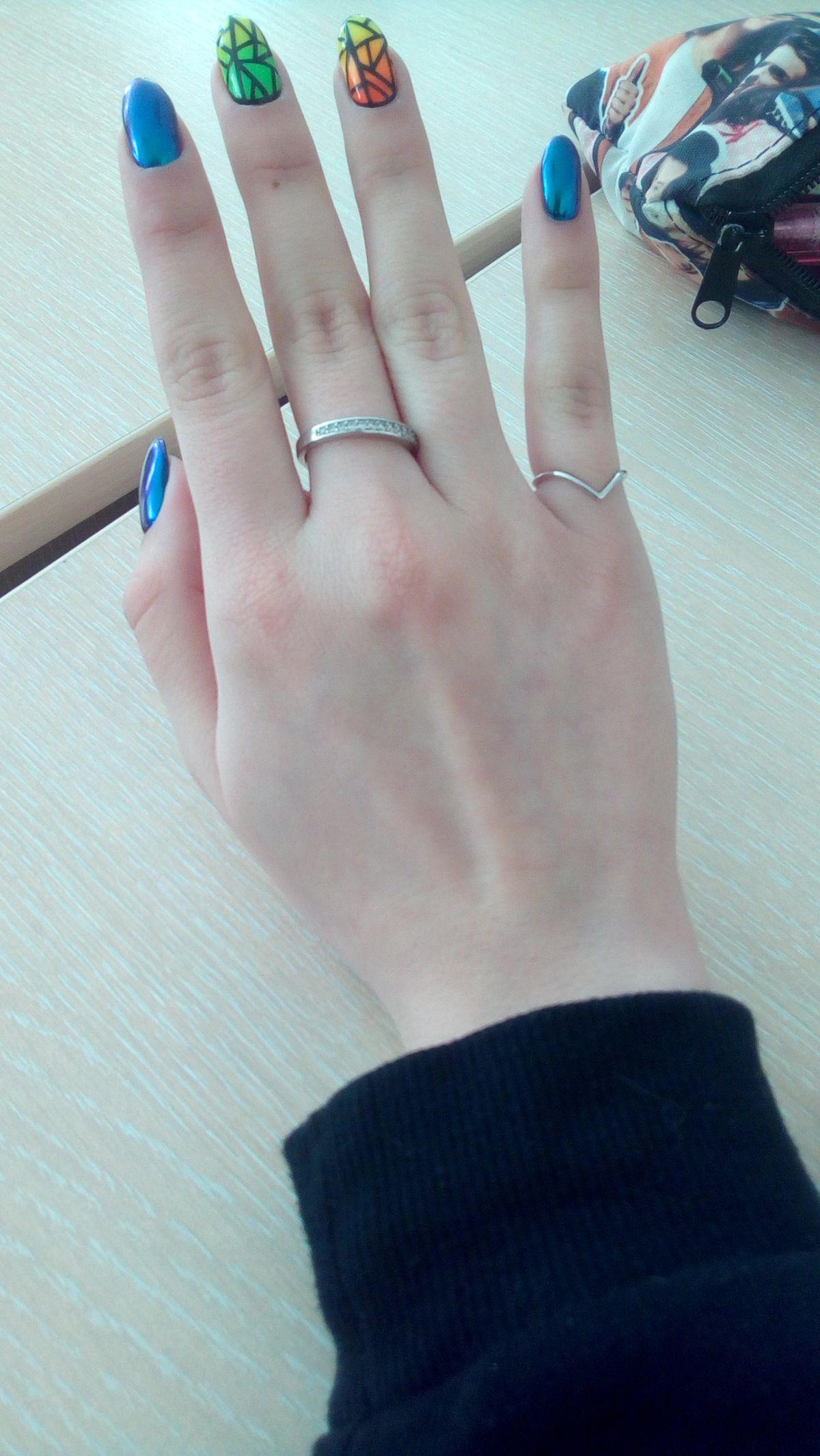 Прекрасное кольцо, я в восторге