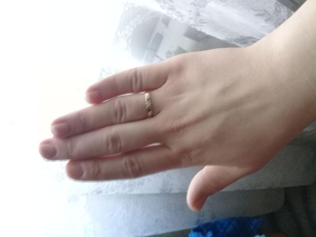 Отличное кольцо. Рекомендую.