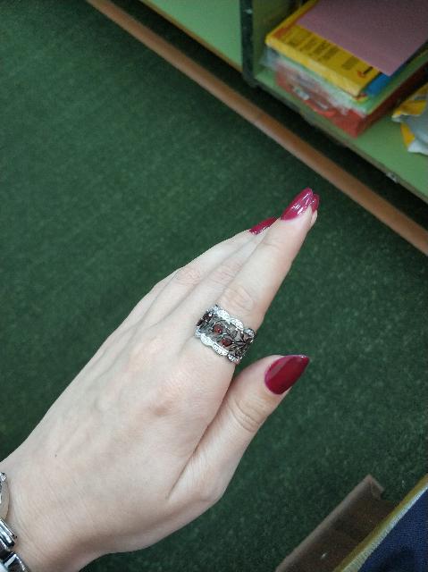 Эльфийское дивное кольцо))