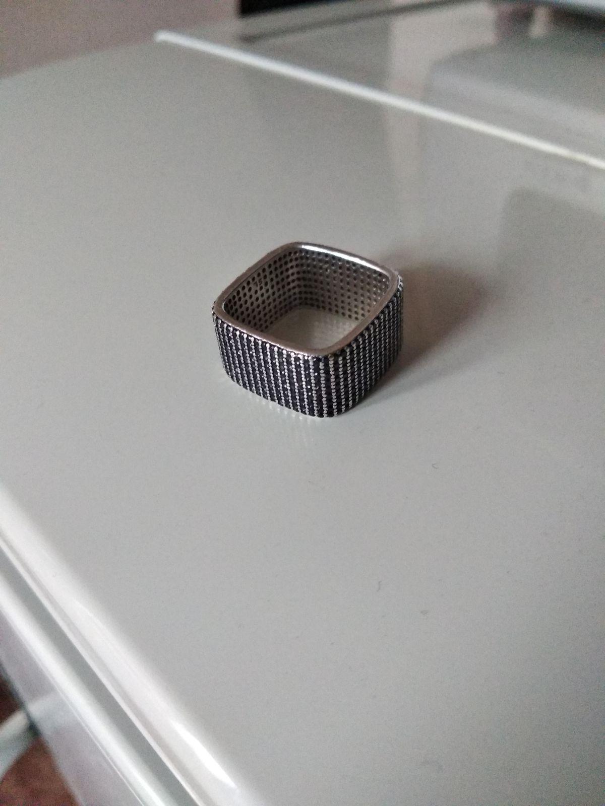 Кольцо просто вышка :)