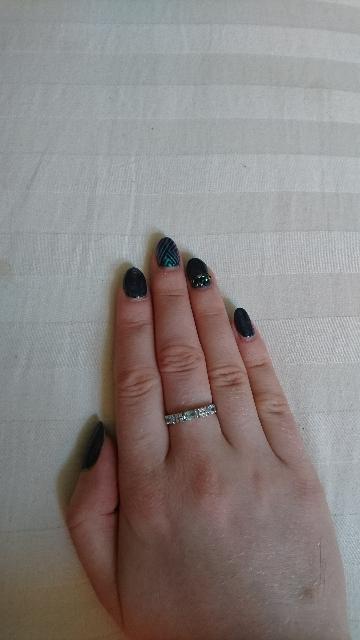 Комплект: кольцо+серьги