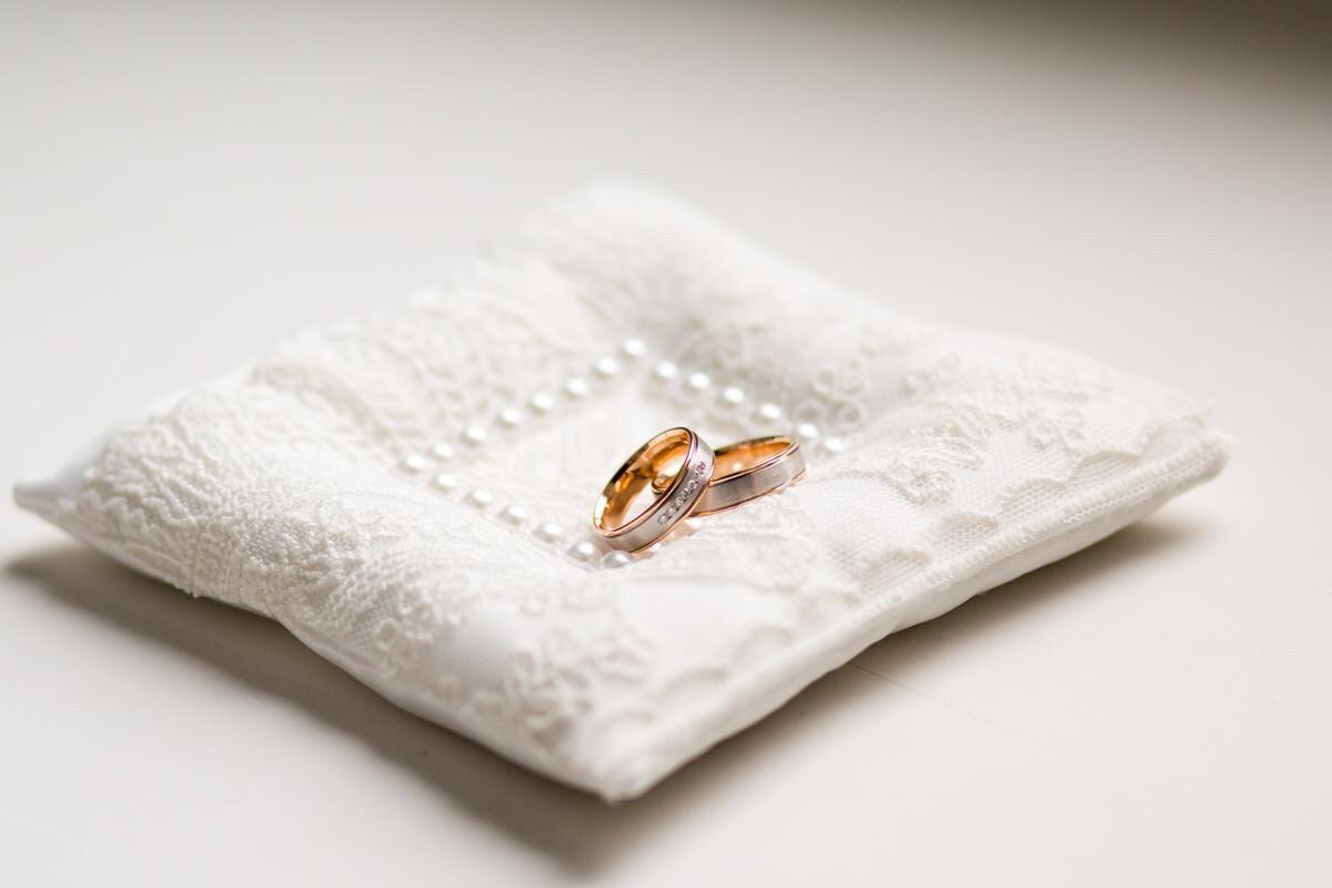 Наши обручальные кольца 🥰