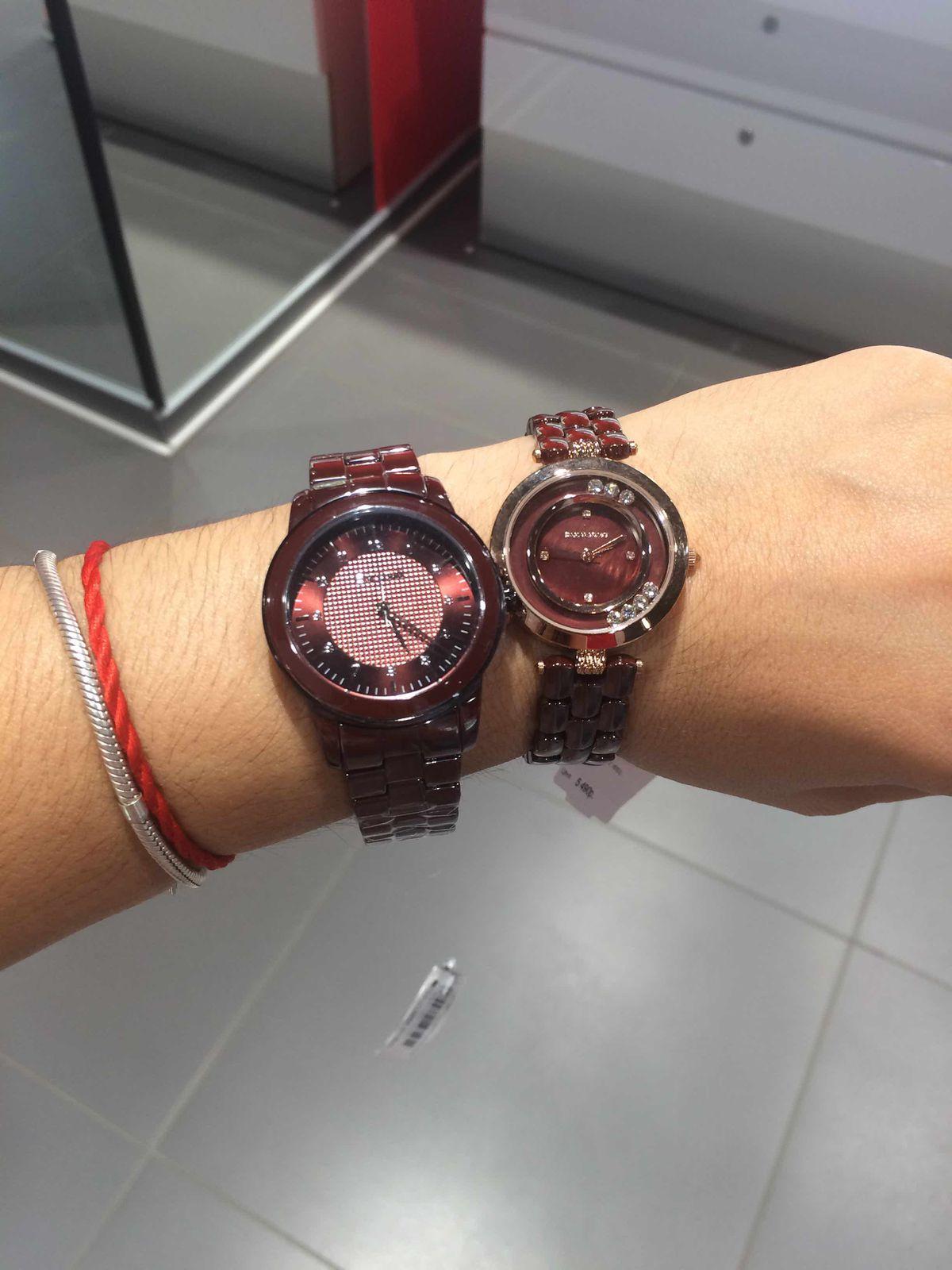 Влюбилась в эти часы сразу