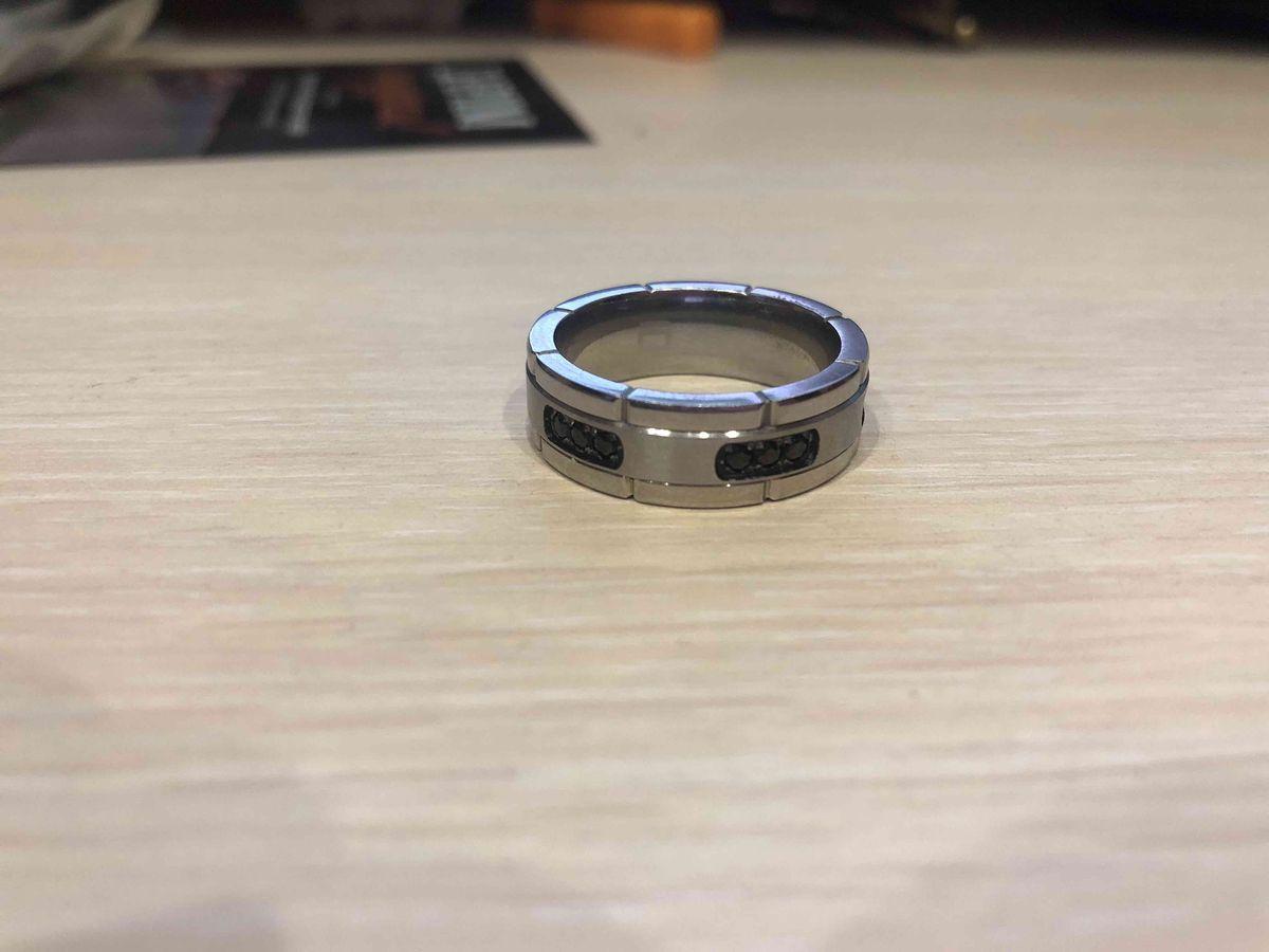 Очень качественное кольцо